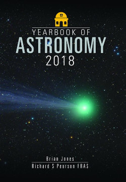 Yearbook of Astronomy 2018 cover