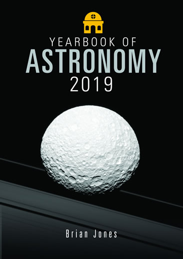 Yearbook of Astronomy 2019 cover