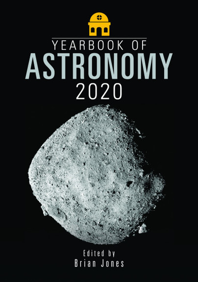 Yearbook of Astronomy 2020 cover