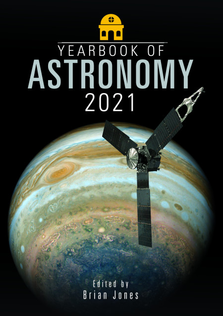 Yearbook of Astronomy 2021 cover
